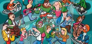 Lydia Keßner Illustration LAG Soziokultur