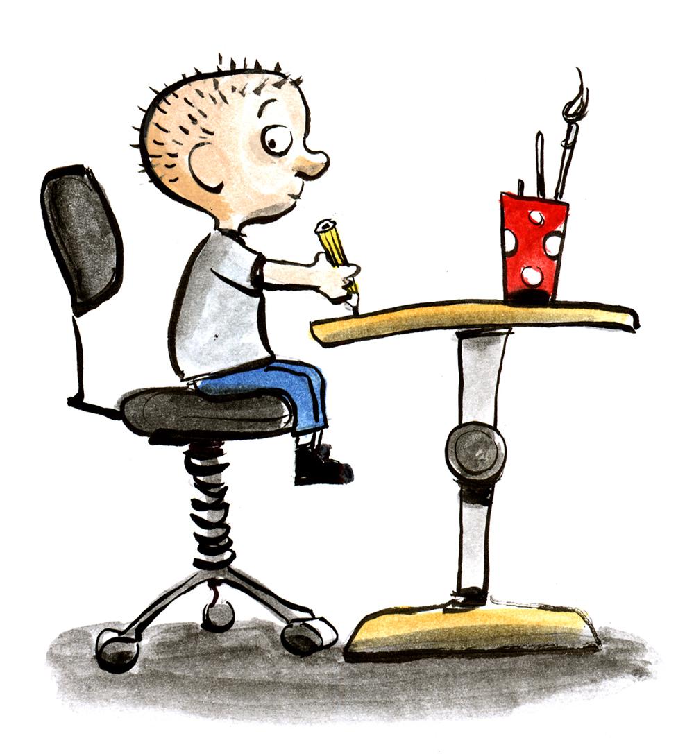 Schreibtisch büro comic  Schreibtisch Büro Comic | saigonford.info