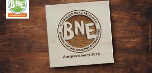 BNE Siegel für Thüringer Nachhaltigkeitszentrum