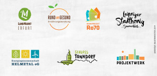 Logogestaltung - für Unternehmen und Gemeinschaften