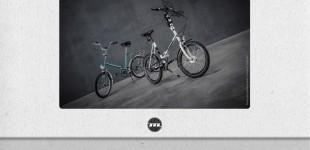 Upcycling: Mifa Zwo Faltrad