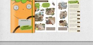 Projektleitung und Konzeption: Das Nachhaltige Hausaufgabenheft 2014