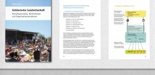 Ratgeber Solidarische Landwirtschaft. Editorial Design & Infografiken