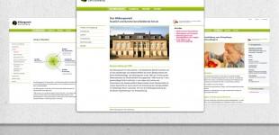 Bildungswerk Gera Kaimberg: Webseitengestaltung