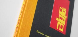 Buchgestaltung zur Stadtentwicklung, Umschlag
