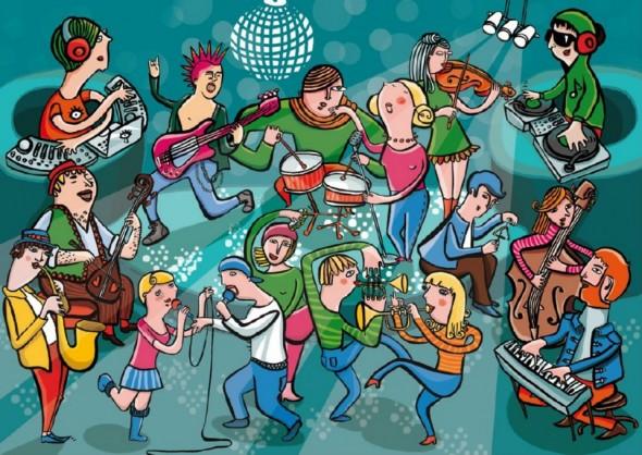 Soziokultur ist außergewöhnlich, dynamisch, unangepasst, laut und tonangebend.