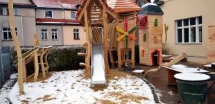 Spielplatz SOS-Familienzentrum Weimar