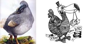 xtinct dodo by wotto