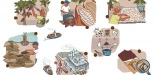 Lydia Keßner Illustration »Möhrchenheft«