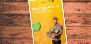 Direktvermarkterbroschüre für Erlangen und Erlangen-Höchstadt