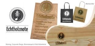 mediadee - Echtholznote