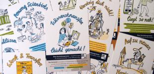 Wissenstransfer im Postkartenformat