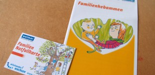 Familien-Illustrationen