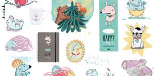Lydia Keßner Portfolio_»Happy Me« Bücher & Produkte