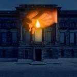 """Gewinnerarbeit des GLW-Wettbewerbs 2020 für das Goethe- und Schiller-Archiv """"West-east conversation"""" von Soheil Seraji und Nadira Madreimova"""